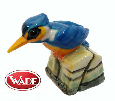 """Wade Kingfisher Whimsie - height approx 1 1/2"""""""