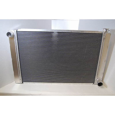 "GM CHEVY 31""X19"" Universal Aluminum Racing Radiator Heavy Duty Extreme Cooling"