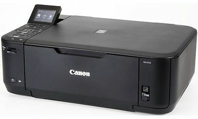 01 CANON Pixma MG4250 All in One WIRELESS PRINTER SCANNER COPIER