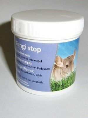Witte Molen Chinchilla Fungi stop 40g Anti-Pilzbefall Mycose-Mittel Chinchillas