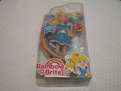 "Playmates Rainbow Brite 25 Year Anniversary 10"" Doll"