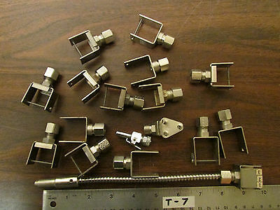Bag of 17 Assorted Thermocouple Connector Retainers