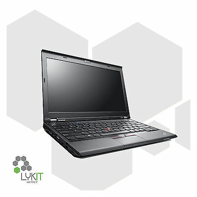 Lenovo ThinkPad X230 | i5 2,6 GHz | 8 GB Ram | 256 GB SSD | Win 7 Pro | Webcam A