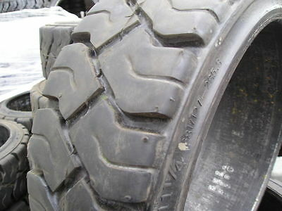 Used 15X5X11-1/4 Solid Forklift Tires Mitsubishi Caterpillar 15x5x11.25 15511