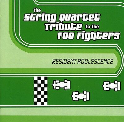 Various Artists - String Quartet Tribute to Foo Fighters / Various [New CD]