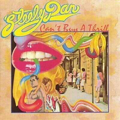 Steely Dan - Can't Buy a Thrill [New CD]