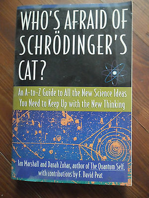 Marshall : Who's afraid of Schrödinger's cat : All the New Science Ideas ...