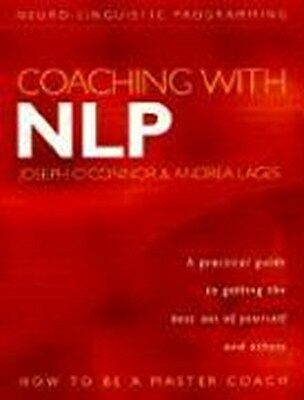 Coaching with NLP ~ Joseph O'Connor ~  9780007151226