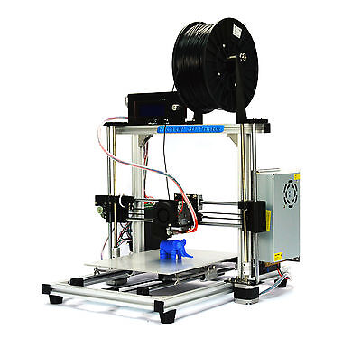 HICTOP LCD Reprap Prusa i3 3D Printer Self-assembly Print Size 270*210*195mm