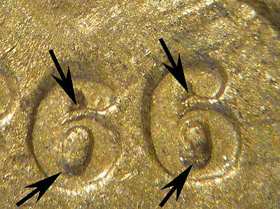 1866 3¢ Nickel  *RPD-005 Repunched Date*