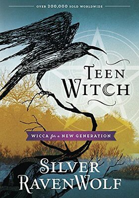Teen Witch: Wicca for a New Generation-Silver RavenWolf