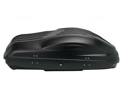 Roof Box G3 Reef 390 Mat Black 125 Cm Long Both Sides Opening 335 Lt