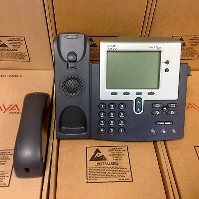 Cisco IP Phone 7940G Series Office Business Phone