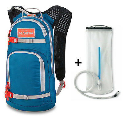 Dakine Session 8L Hydration Pack Bag Backpack Rucksack + Reservoir MOROCCAN