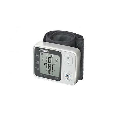 Omron RS3 WRIST HEM-6130-E Wrist Blood Pressure Monitor Irregular Beat Detection
