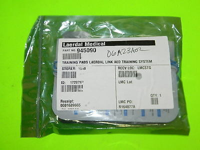 Laerdal Phillips Heart Start 2 Aed Trainer Replacement Pads Only Pn 945090