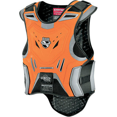 Icon Field Armor Stryker Mil-Spec Motorcycle Vest Orange or Yellow, All Sizes