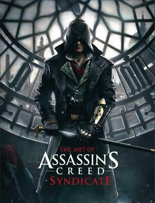 Art of Assassin's Creed Syndicate by Paul Davies (English) Hardcover Book Free S