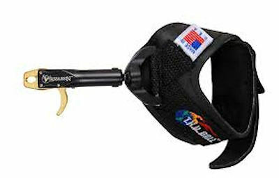 T.r.u.ball Assassin Archery Release Aid , Large Black