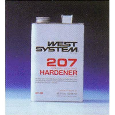 West System 207SB Special Hardener, 0.33 Gallon, Clear