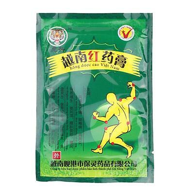 8 Patches Applied Muscular Stiff Shoulder Pain Knee Joint Ache Relief Plaster