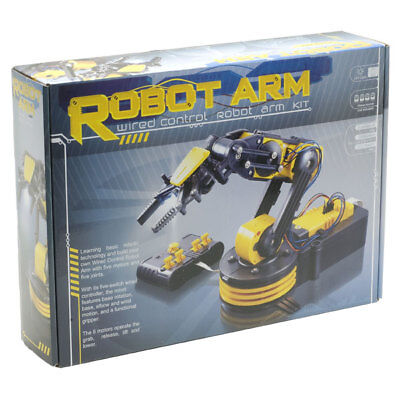 Rapid Robotic Robot Arm Kit - Wired Control OR Optional USB Interface available