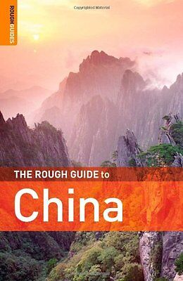 The Rough Guide to China (Rough Guide Travel Guides),David Leffman, Simon Lewis