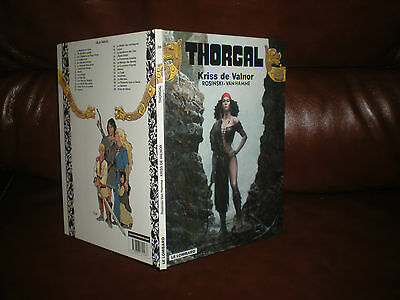 Thorgal N°28 Kriss De Valnor - Edition Originale Octobre 2004
