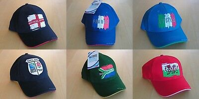 Official 2015 Rugby World Cup Caps  - RWC 2015 Embroidered Caps