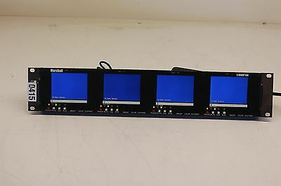 V-R44DP-SDI  Four Screen SDI monitor set with advanced definition NTSC / PAL