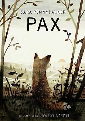 Pax by Sara Pennypacker Hardcover Book