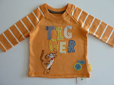 DISNEY Really Cute Little TIGGER Long Sleeved Top  NWT