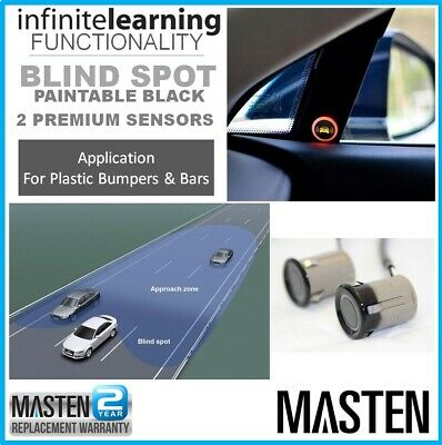 !Universal Car Blind Spot Detection Rear View Monitor Sensor Safety System