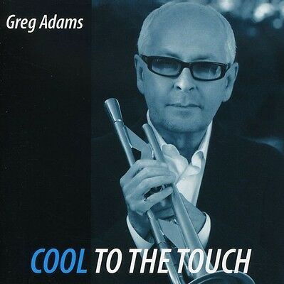 Greg Adams - Cool to the Touch [New CD]