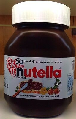 Nutella Jar For 5Kg