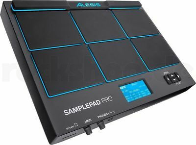 Alesis Sample Pad Pro Drum Percussion Modul USB MIDI Controller - NEU