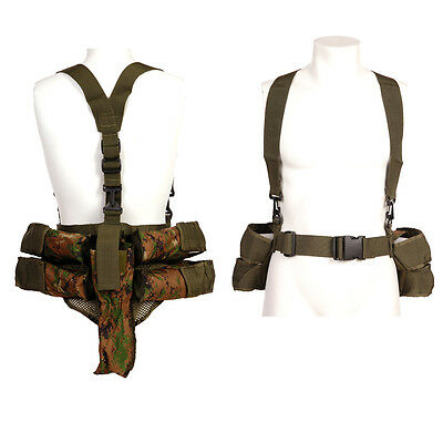 Gilet tactique porte chargeurs Airsoft Chasse Pêche