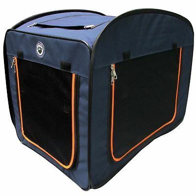 Pop Up Pet Kennel Portable Premium Travel Cage Dog Cat Animal Pets Crate Car