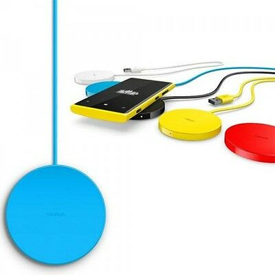 New Genuine Nokia Qi Wireless Charging Pad Dt-601 For Lumia 820 920 925 930 1020