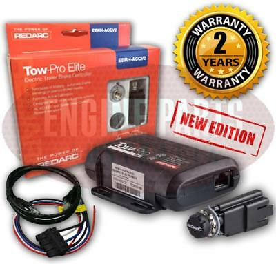 New REDARC TOW PRO ELITE Electric Trailer Brake Controller RED ARC