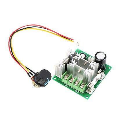 New DC 6V-90V 15A DC Motor Speed Control PWM Switch Controller 1000W DB