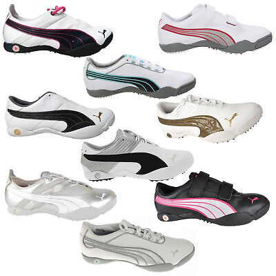 Puma Womens Smart Quill Spikeless Golf Shoes - Ladies New Summer Sport