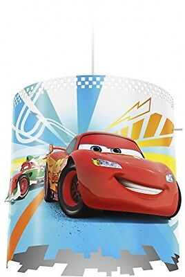 Philips Disney Cars Kids Childrens Bedroom Ceiling Pendant Lamp Light Shade NEW