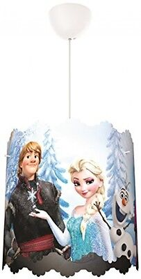 Philips Disney Frozen Kids Childrens Bedroom Ceiling Pendant Lamp Light Shade