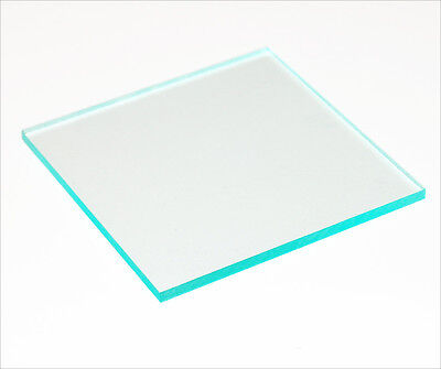 3 mm A4 size Perspex cast Acrylic sheet Clear glass effect 297 mm x 210 mm