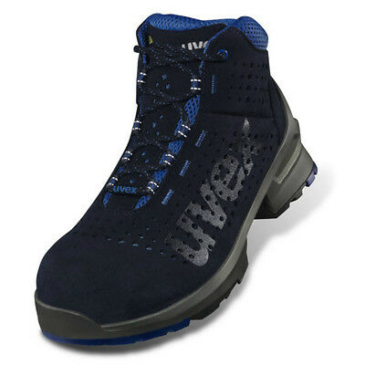 uvex 1 Safety Boots 8532 S1 SRC 100% Metal-Free Airport Safe