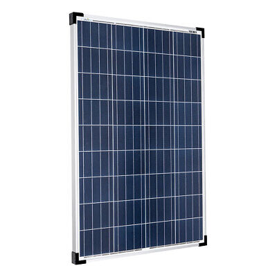 Offgridtec® 100W POLY Solarpanel 12V Solarmodul Solarzelle