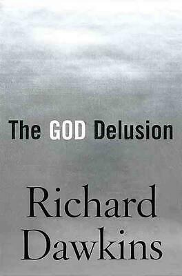 The God Delusion by Richard Dawkins (English) Hardcover Book Free Shipping!