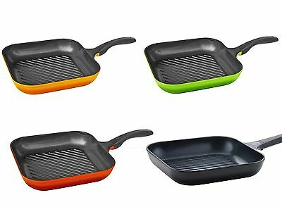 28x28 POELE GRILL CERAMIQUE DOUBLE REVETEMENT NEOFLAM PRIX SITE OFFICIEL 89,90€