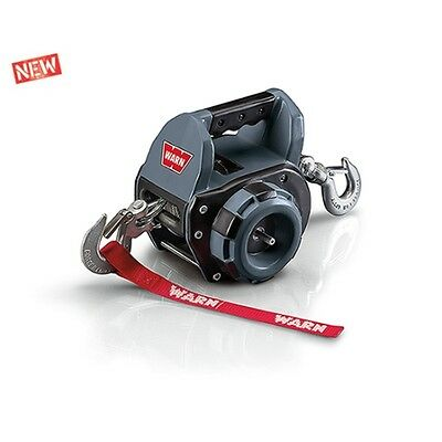 Warn 910500 Drill-Powered Portable Winch